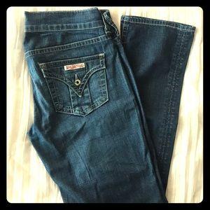 Sz 27 Hudson ankle jeans